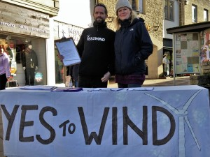 We found Witney constituents to be in favour of renewables